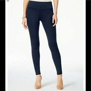 Philosophy Navy Ponte Leggings Size Medium